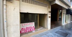 Local comercial en calle Pizarro, 22
